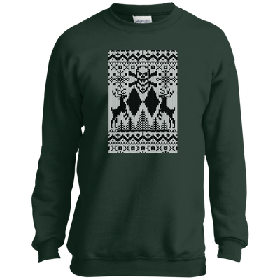 ugly christmas sweaters double black diamond knit