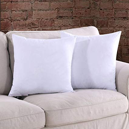 "18""x18"" Throw Pillow/Cushion Insert - smokethrow.com"