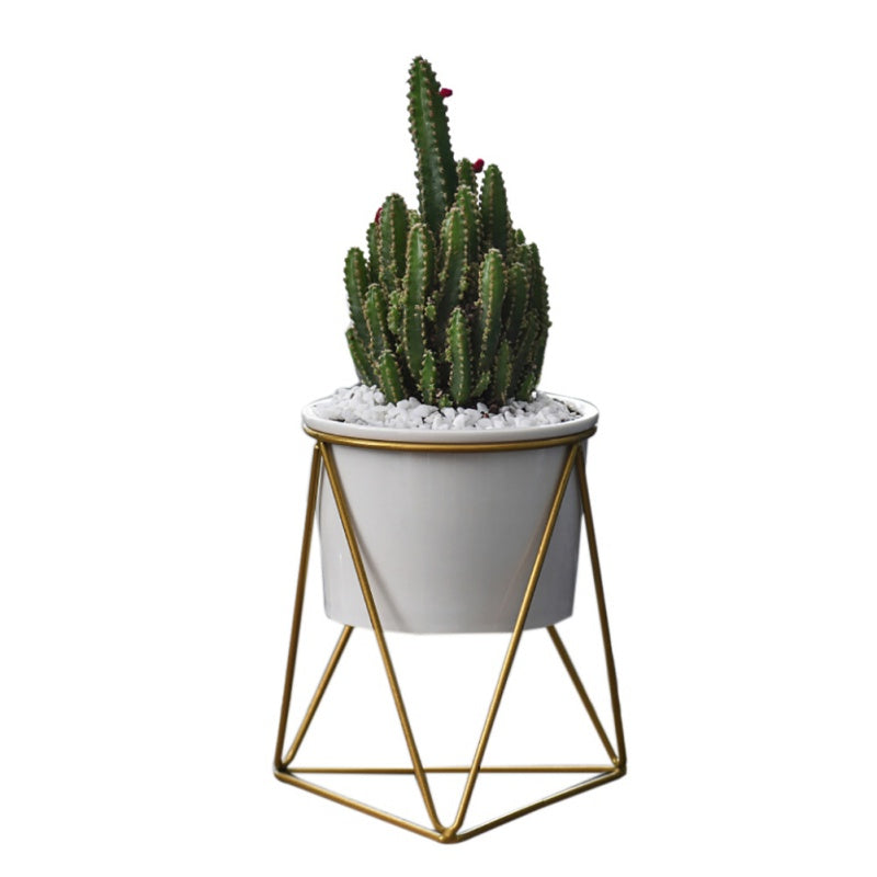 Geometric Planter - assorted colours - smokethrow.com