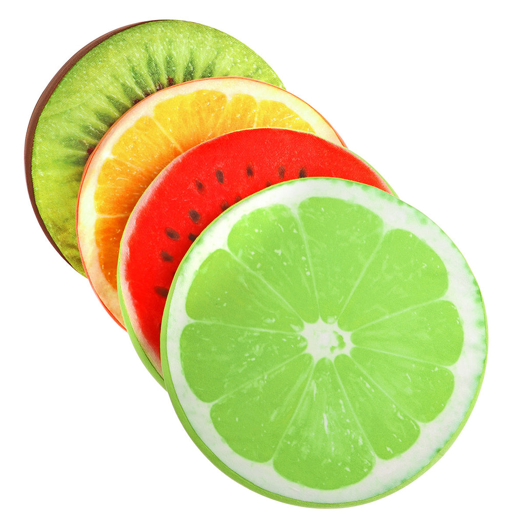 Playful Fruit Cushion - smokethrow.com