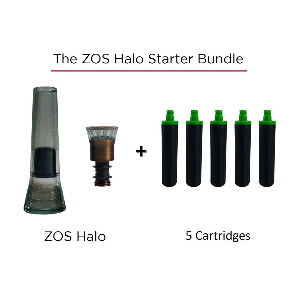 ZOS Halo Starter Bundle