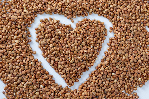 buckwheat is a good source of protein for a vegan diet