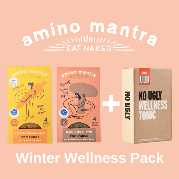 Winter Wellness Pack - Amino Mantra & No Ugly Ginger