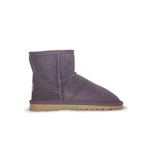 Burlee classic mini size lilac colour sheepskin boots, ugg style boots