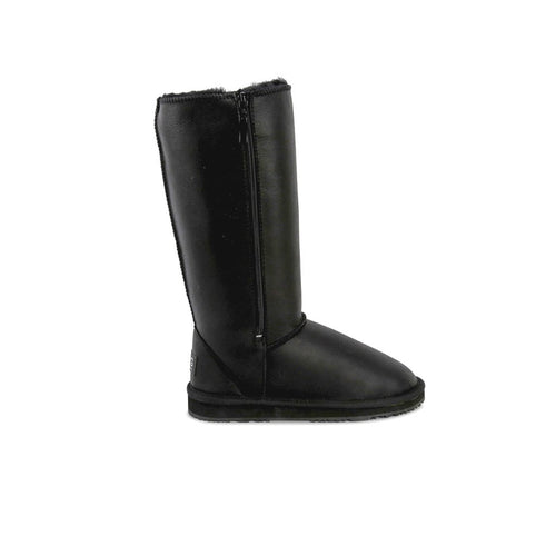 Harley Tall Nappa Leather Boots - Burlee Australia
