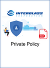 Interglass Private Policy