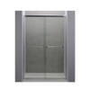 "3/8"" Tempered Glass Century Series  (Bypass Shower Door)"