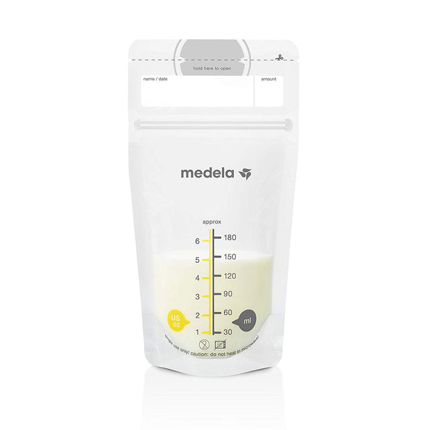 Medela Breast Milk Storage Bags (25 count)