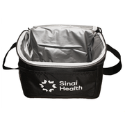 Sinai Health Lunch Box Cooler (Black)