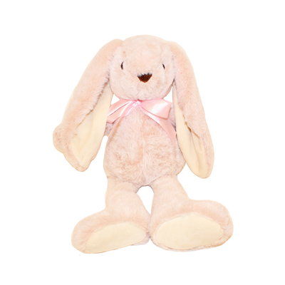 Plush Stuffed Animal Bunny (Pink)