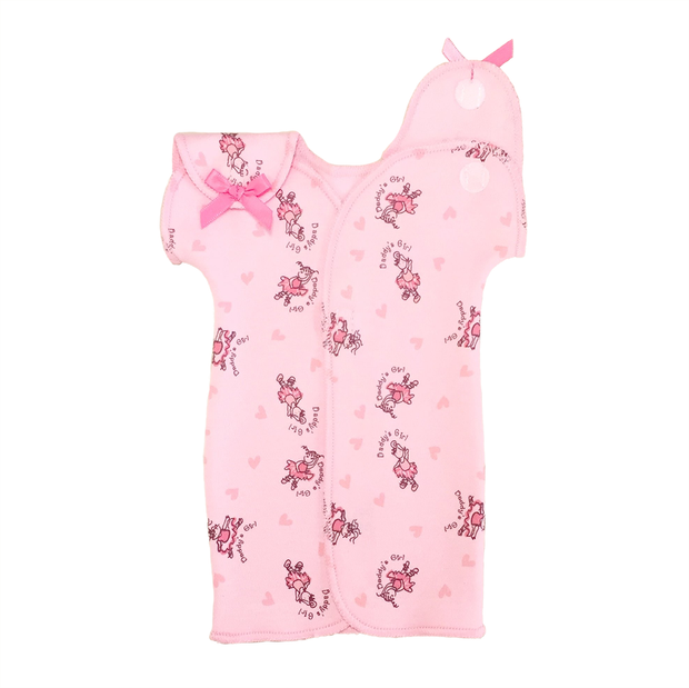NICU Friendly Hospital Gown (Daddy's Girl)
