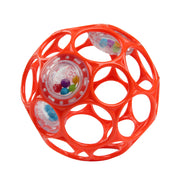 Bright Starts Oball Rattle (Orange)