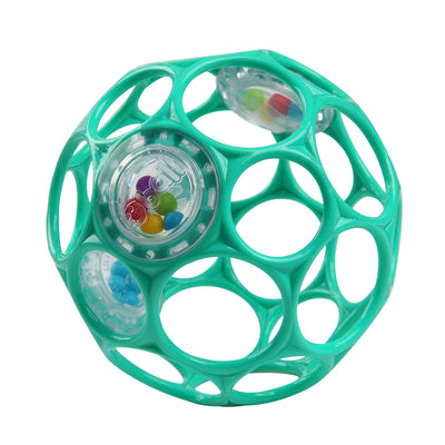 Bright Starts Oball Rattle (Blue)