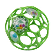 Bright Starts Oball Rattle (Green)