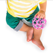 Bright Starts Oball Rattle (Pink)