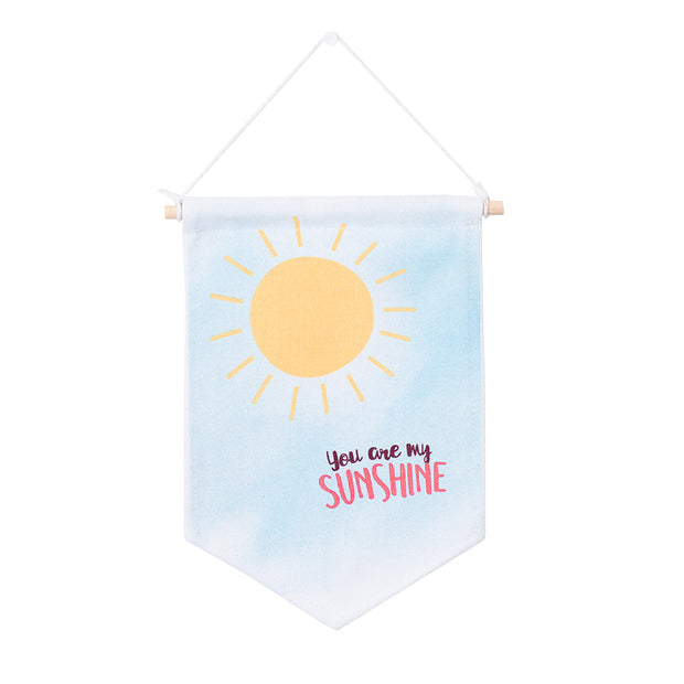 lulujo Wall Hanger You Are My Sunshine