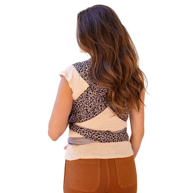 Moby Classic Baby Wrap (Leopard)