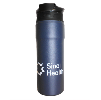 Sinai Health Insulated Tumbler (Navy)