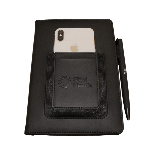 Sinai Health Journal With Phone Pocket