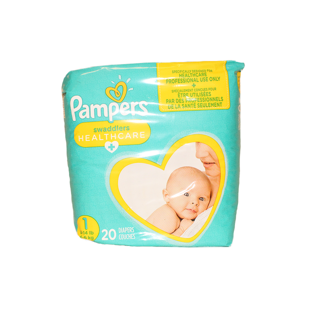 Pampers Diapers Newborn (under 10lbs)