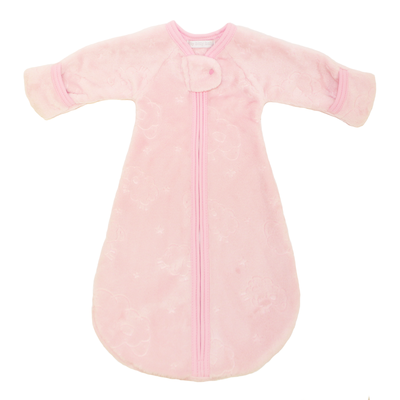 Itty Bitty Baby Plush Sleepsack (Pink)
