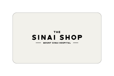 Sinai Shop Gift Card - Mount Sinai Shop