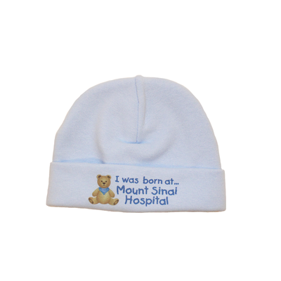 Itty Bitty Baby Mount Sinai Toque (Blue)