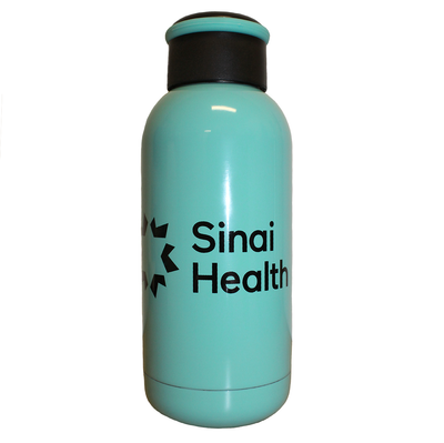 Sinai Health Mini Insulated Bottle (Turquoise)