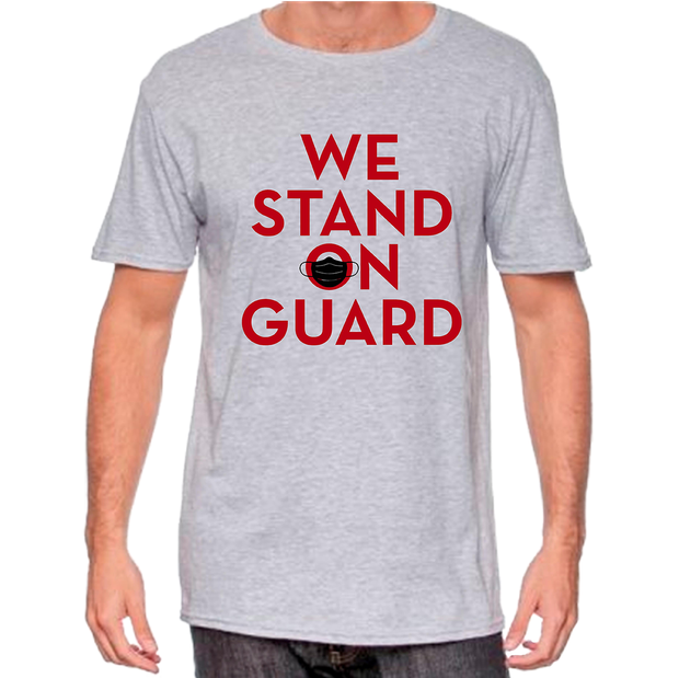 Stand On Guard T-Shirt (Men's)