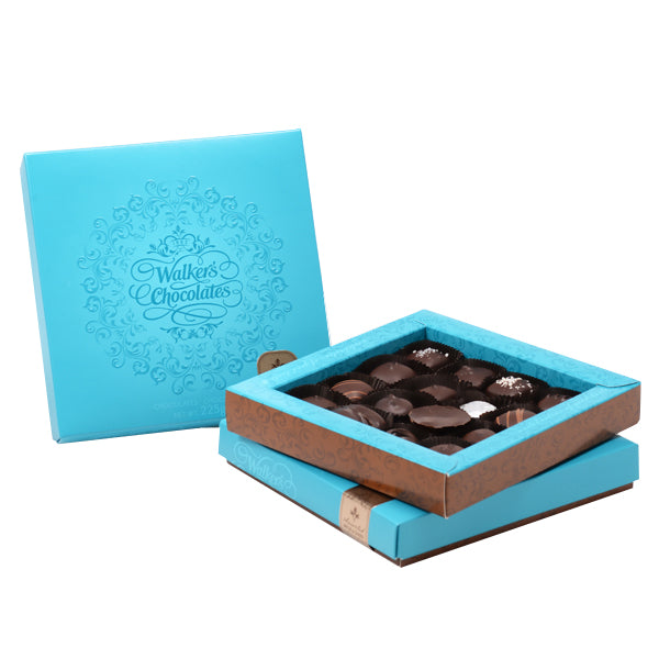 Boxed Chocolate Assorted (Milk and Dark)
