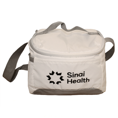 Sinai Health Lunch Box Cooler (White)