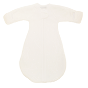 Itty Bitty Baby Plush Sleepsack (White)