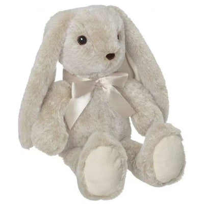 Plush Stuffed Animal Bunny (Beige)