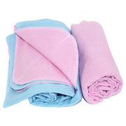 Receiving Blankets - Pink/Blue