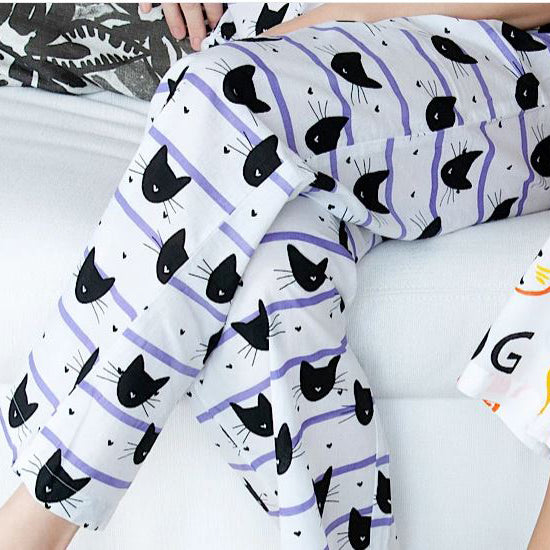Jammy and Co. Pajamas (Cat and Dog)