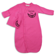 Itty Bitty Baby DREAM BIG Sleepsack Set Pink