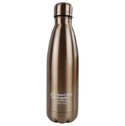 Sinai Health System Water Bottle - Rosegold