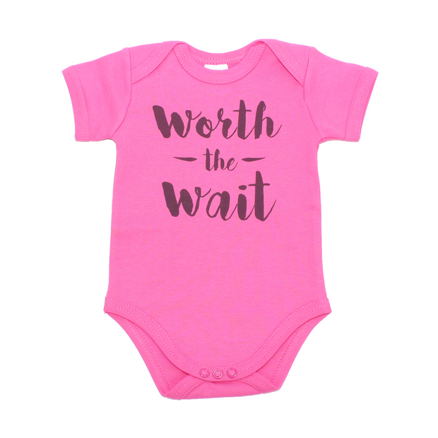 Itty Bitty Baby Worth the Wait Onesie