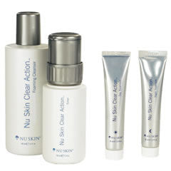 Clear Action Acne Medication System