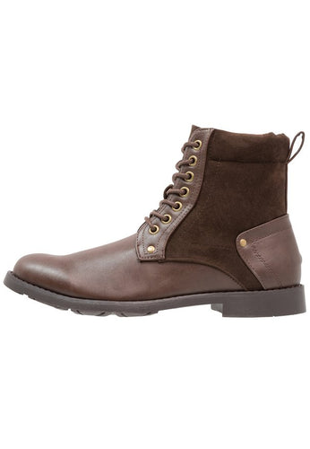 MILITARY BOOT BROWN