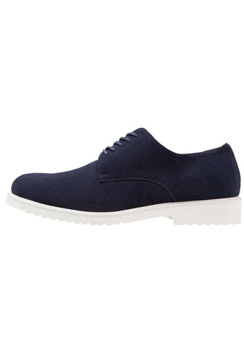 WING CAP OXFORD NAVY