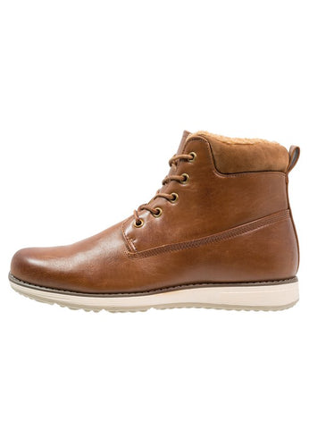 WEDGE CHUKKA TAN