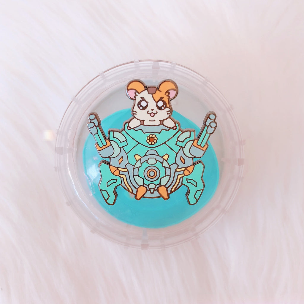 Hammontaro Pin