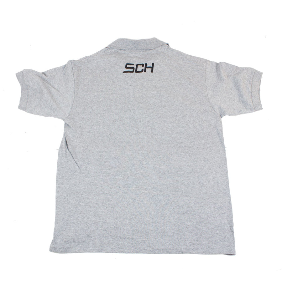 SCH Grey Polo