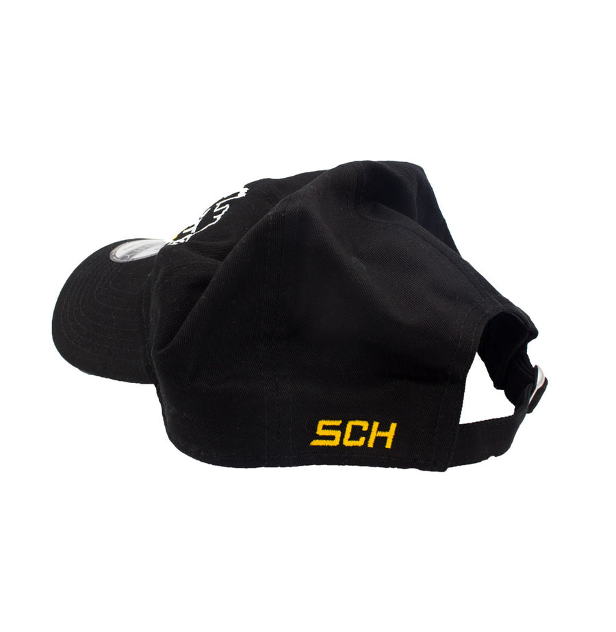 SCH Black Dad Hat