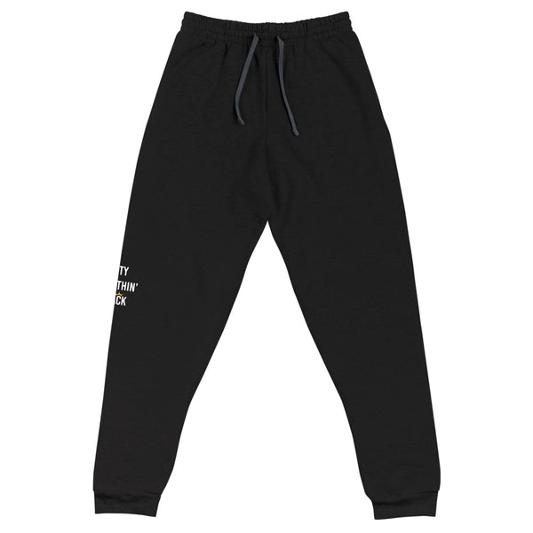 Twenty Somethin' & Black Unisex Joggers