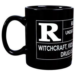 Rated R 20 oz Coffee Mug