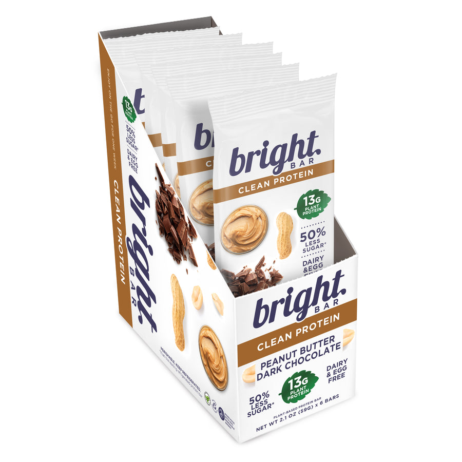 Dark Peanut Butter Chocolate <br/>WHOLESALE Box of Eighteen