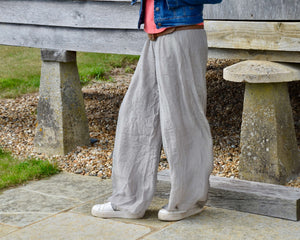 Silk Ibiza Trousers