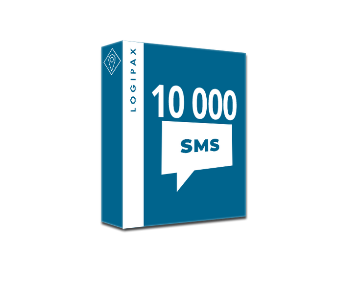 Pack 10 000 SMS